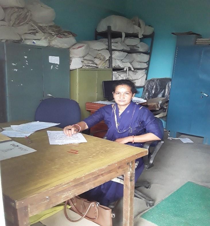 Ms. Parbati Bhul