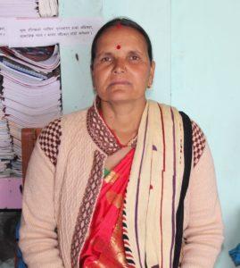 Mrs. Kausila Damai